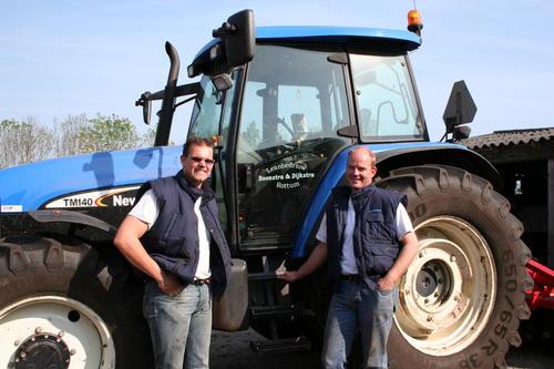 Bertus en Jan-Willem (april '07)